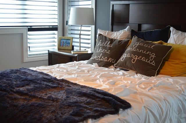 Jakie dekoracje do sypialni?
