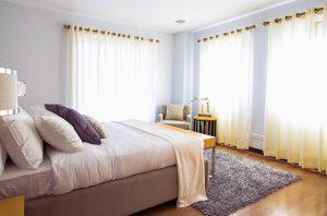 Dywan wełniany do sypialni